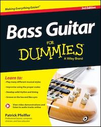 Vignette du livre Bass Guitar For Dummies