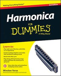 Vignette du livre Harmonica For Dummies
