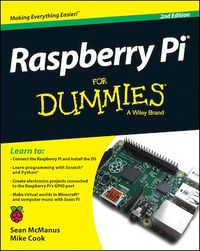Vignette du livre Raspberry Pi For Dummies