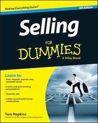 Vignette du livre Selling For Dummies