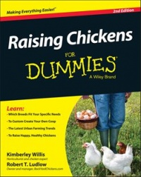 Vignette du livre Raising Chickens For Dummies