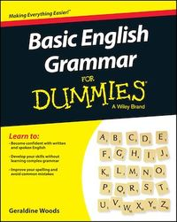 Vignette du livre Basic English Grammar For Dummies - US