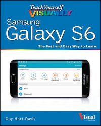 Vignette du livre Teach Yourself VISUALLY Samsung Galaxy S6