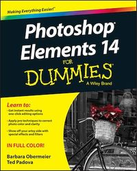 Vignette du livre Photoshop Elements 14 For Dummies