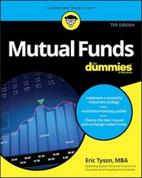 Vignette du livre Mutual Funds For Dummies