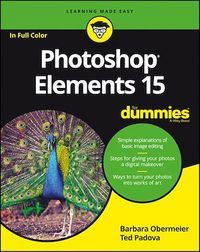 Vignette du livre Photoshop Elements 15 For Dummies