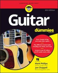 Vignette du livre Guitar For Dummies