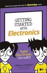 Vignette du livre Getting Started with Electronics