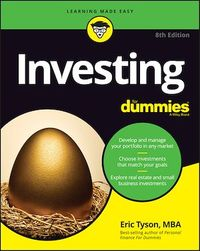 Vignette du livre Investing For Dummies