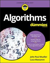 Vignette du livre Algorithms For Dummies