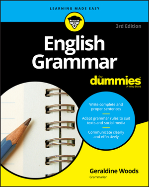 Vignette du livre English Grammar For Dummies