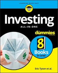 Vignette du livre Investing All-in-One For Dummies