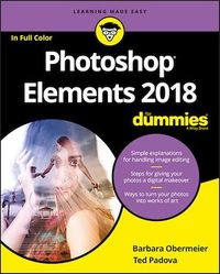 Vignette du livre Photoshop Elements 2018 For Dummies