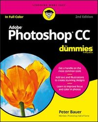 Vignette du livre Adobe Photoshop CC For Dummies