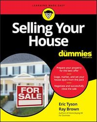 Vignette du livre Selling Your House For Dummies - Eric Tyson, Ray Brown