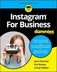 Vignette du livre Instagram For Business For Dummies