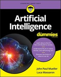 Vignette du livre Artificial Intelligence For Dummies