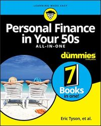 Vignette du livre Personal Finance in Your 50s All-in-One For Dummies