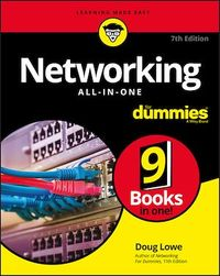 Vignette du livre Networking All-in-One For Dummies