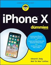 Vignette du livre iPhone X For Dummies