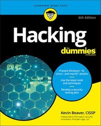 Vignette du livre Hacking For Dummies