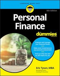 Vignette du livre Personal Finance For Dummies