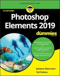 Vignette du livre Photoshop Elements 2019 For Dummies