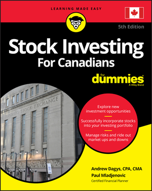 Vignette du livre Stock Investing For Canadians For Dummies