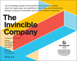 Vignette du livre The Invincible Company