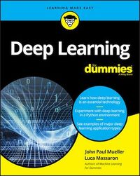 Vignette du livre Deep Learning For Dummies