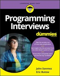 Vignette du livre Programming Interviews For Dummies