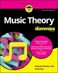 Vignette du livre Music Theory For Dummies