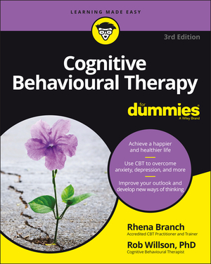 Vignette du livre Cognitive Behavioural Therapy For Dummies