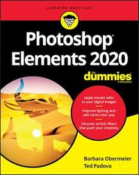 Vignette du livre Photoshop Elements 2020 For Dummies