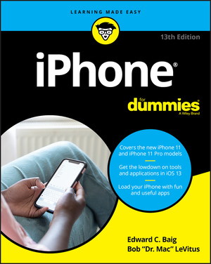 Vignette du livre iPhone For Dummies