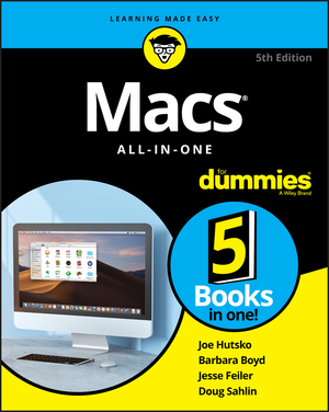 Vignette du livre Macs All-In-One For Dummies