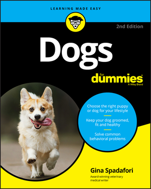 Vignette du livre Dogs For Dummies
