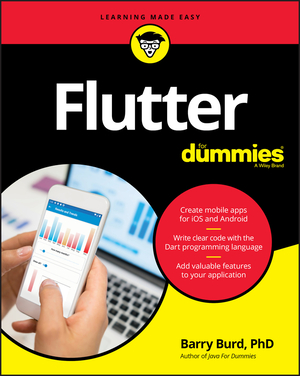 Vignette du livre Flutter For Dummies
