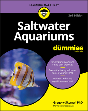 Vignette du livre Saltwater Aquariums For Dummies