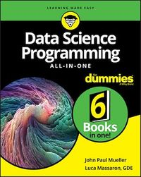 Vignette du livre Data Science Programming All-In-One For Dummies