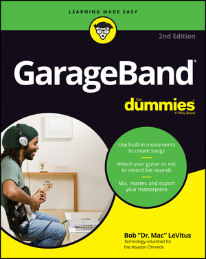 Vignette du livre GarageBand For Dummies