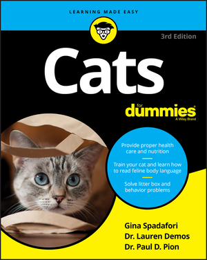 Vignette du livre Cats For Dummies