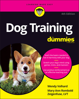 Vignette du livre Dog Training For Dummies