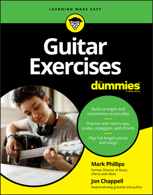 Vignette du livre Guitar Exercises For Dummies