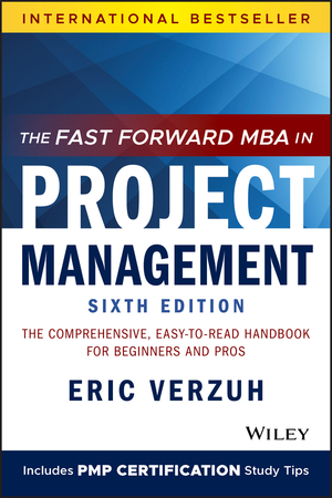 Vignette du livre The Fast Forward MBA in Project Management