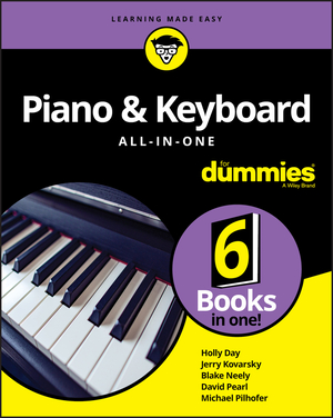 Vignette du livre Piano & Keyboard All-in-One For Dummies