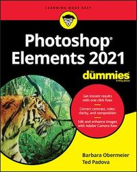 Vignette du livre Photoshop Elements 2021 For Dummies