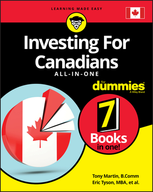 Vignette du livre Investing For Canadians All-in-One For Dummies