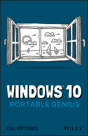 Vignette du livre Windows 10 Portable Genius