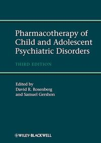Vignette du livre Pharmacotherapy of Child and Adolescent Psychiatric Disorders